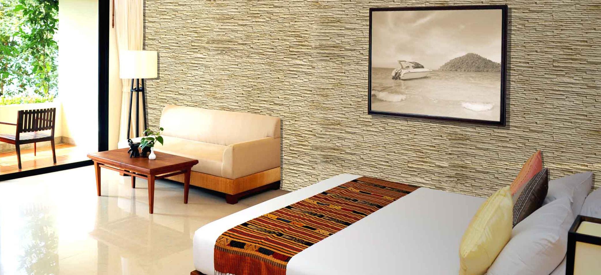 Panel piedra laja valladolid ocre paneles de decorativos panel de poliuretano - Paneles decorativos poliuretano ...
